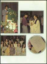 1980 Holy Trinity High School Yearbook Page 16 & 17