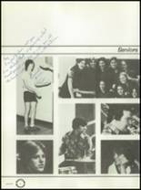 1980 Holy Trinity High School Yearbook Page 22 & 23