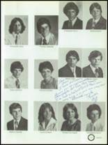 1980 Holy Trinity High School Yearbook Page 28 & 29