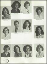 1980 Holy Trinity High School Yearbook Page 32 & 33