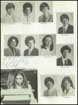 1980 Holy Trinity High School Yearbook Page 34 & 35