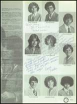 1980 Holy Trinity High School Yearbook Page 38 & 39