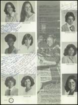 1980 Holy Trinity High School Yearbook Page 42 & 43