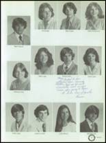 1980 Holy Trinity High School Yearbook Page 44 & 45
