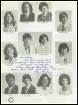 1980 Holy Trinity High School Yearbook Page 52 & 53
