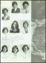 1980 Holy Trinity High School Yearbook Page 54 & 55