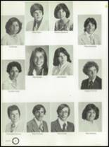 1980 Holy Trinity High School Yearbook Page 56 & 57