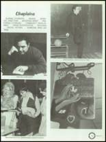1980 Holy Trinity High School Yearbook Page 72 & 73