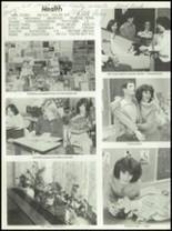 1980 Holy Trinity High School Yearbook Page 86 & 87
