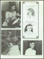 1980 Holy Trinity High School Yearbook Page 88 & 89
