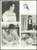 1980 Holy Trinity High School Yearbook Page 90 & 91