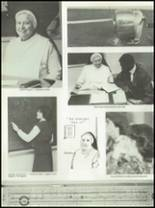 1980 Holy Trinity High School Yearbook Page 92 & 93