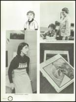 1980 Holy Trinity High School Yearbook Page 98 & 99