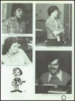 1980 Holy Trinity High School Yearbook Page 100 & 101