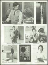 1980 Holy Trinity High School Yearbook Page 108 & 109