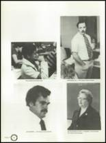 1980 Holy Trinity High School Yearbook Page 110 & 111