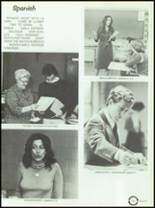 1980 Holy Trinity High School Yearbook Page 112 & 113