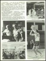 1980 Holy Trinity High School Yearbook Page 116 & 117