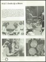 1980 Holy Trinity High School Yearbook Page 124 & 125
