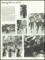 1980 Holy Trinity High School Yearbook Page 130 & 131