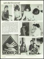 1980 Holy Trinity High School Yearbook Page 142 & 143