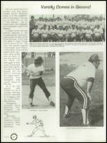 1980 Holy Trinity High School Yearbook Page 152 & 153