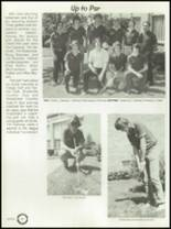 1980 Holy Trinity High School Yearbook Page 156 & 157