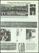 1980 Holy Trinity High School Yearbook Page 162 & 163