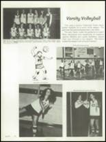 1980 Holy Trinity High School Yearbook Page 166 & 167