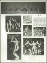 1980 Holy Trinity High School Yearbook Page 176 & 177
