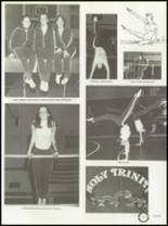 1980 Holy Trinity High School Yearbook Page 186 & 187