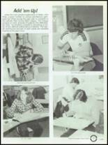 1980 Holy Trinity High School Yearbook Page 244 & 245