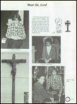 1980 Holy Trinity High School Yearbook Page 248 & 249
