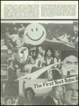 1980 Holy Trinity High School Yearbook Page 288 & 289