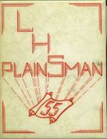 1955 Yearbook Laramie High School