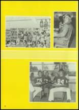 1976 Good Hope High School Yearbook Page 24 & 25
