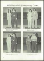 1976 Good Hope High School Yearbook Page 78 & 79
