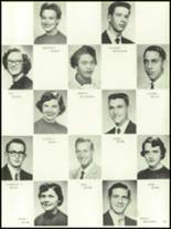 1956 Mansfield High School Yearbook Page 44 & 45