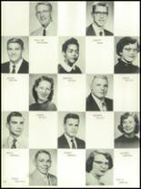1956 Mansfield High School Yearbook Page 46 & 47