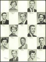 1956 Mansfield High School Yearbook Page 50 & 51