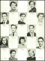 1956 Mansfield High School Yearbook Page 52 & 53