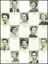 1956 Mansfield High School Yearbook Page 54 & 55