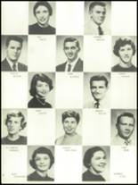 1956 Mansfield High School Yearbook Page 58 & 59