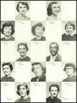 1956 Mansfield High School Yearbook Page 60 & 61