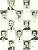 1956 Mansfield High School Yearbook Page 68 & 69