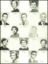1956 Mansfield High School Yearbook Page 70 & 71