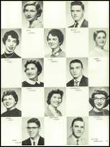 1956 Mansfield High School Yearbook Page 72 & 73