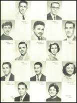 1956 Mansfield High School Yearbook Page 74 & 75