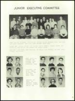 1956 Mansfield High School Yearbook Page 82 & 83