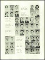 1956 Mansfield High School Yearbook Page 86 & 87